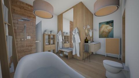 Bathroom - Modern - Bathroom - by camilla_saurus