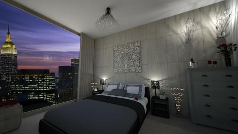 Romantic hotel room - by Nikki18