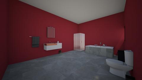 bathroom - Bathroom - by rayanne little