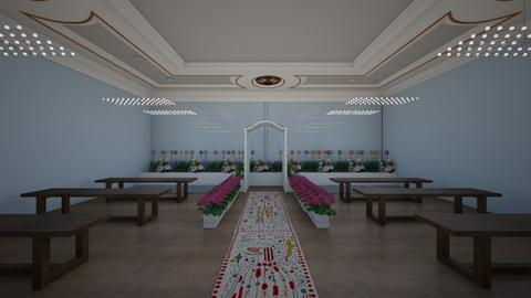 Wedding altar - by natliner