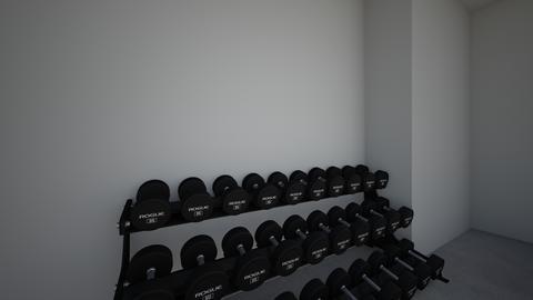 Home gym - by rogue_038e5a47ebf09071ad33d7156a3a8