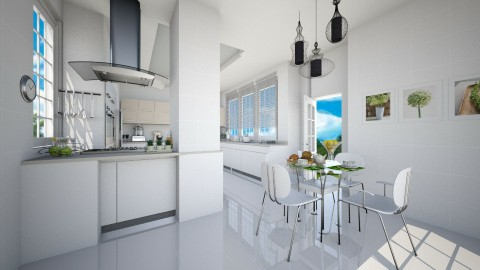 Roberta - Kitchen - by Roberta Coelho