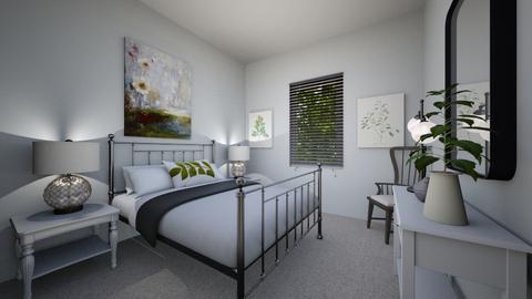 Bob n Nina Guest BR - Classic - Bedroom - by erstudio