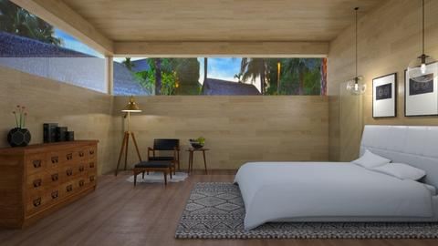 Mid Century Bedroom - Bedroom - by snjeskasmjeska