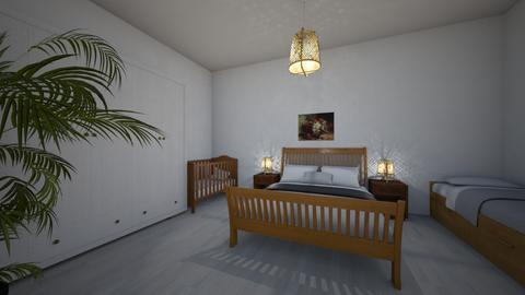 House plant - Retro - Bedroom - by Twerka