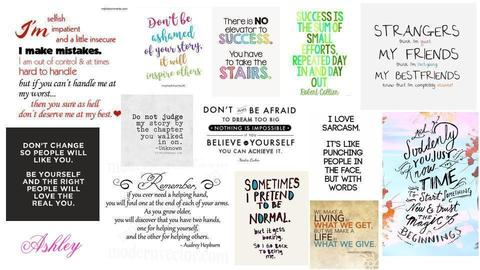 quotes - by amwerner