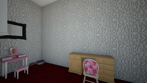 Home - Feminine - Bedroom - by Marrenete Asuki