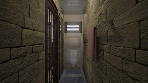 Habitacion2 - Modern - Bedroom - by Erick Noriega_686