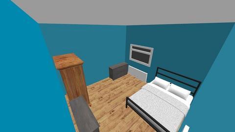 Alexs Room - Bedroom - by aleach12345