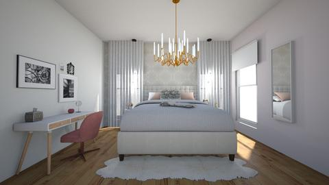 yuval bedroom - Classic - Bedroom - by yisca