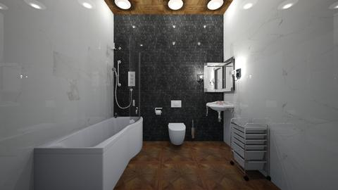 100 square ft rustico - Rustic - Bathroom - by jaiden2006
