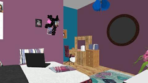 hhgg - Bedroom - by marvelentza
