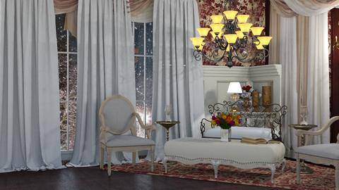 Victorian Living Room Vig - by victoriasell