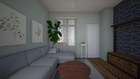 Railway 2 - Living room - by kburns