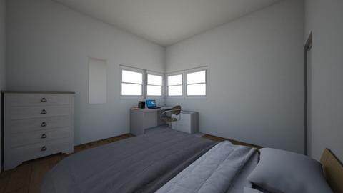 ctvybunimo - Bedroom - by nicolebevan