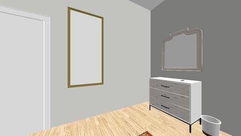 Bedroom update - Modern - Bedroom - by adaclayton