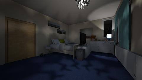 Keeks bRoom - Feminine - Bedroom - by JakeD03