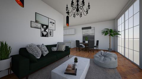 Living - Living room - by tanake