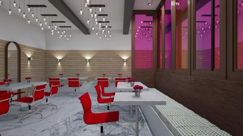 DIDI Bistro - Dining room - by 3rdfloor