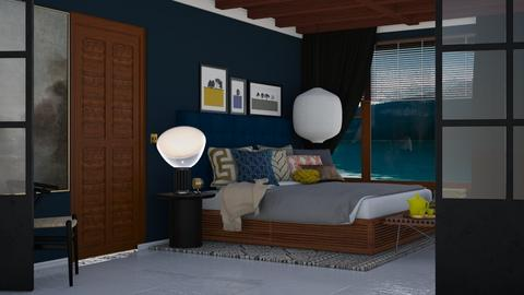 Scandinavian Sleep - Modern - Bedroom - by HenkRetro1960
