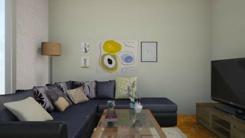 LL Design - Living room - by Sanja Taukova