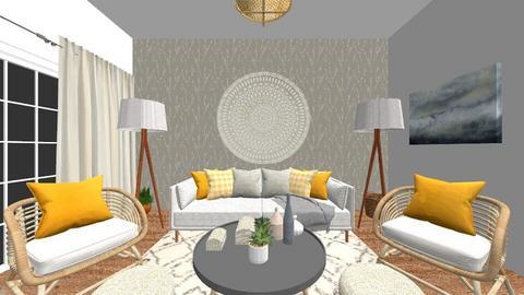 Cozy Living  - Living room - by phoga21