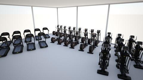 Gym Tyme - Modern - by Yate