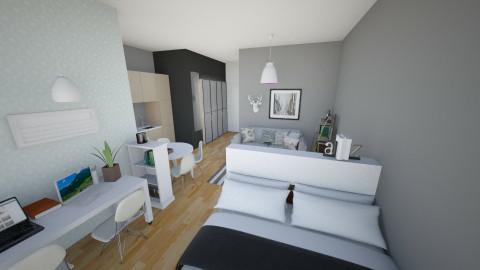 36176 - Living room - by celavia
