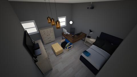 new bedroom - Bedroom - by basidomi14