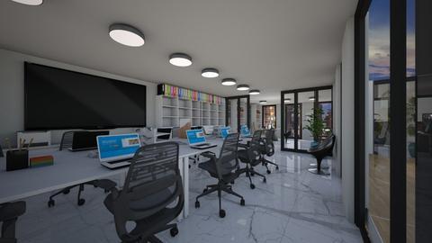 office Lena - by seldina