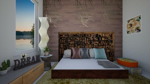 Dream - Bedroom - by TARA T