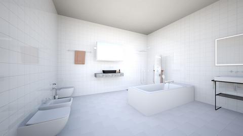 hdh - Bathroom - by CherrieRed
