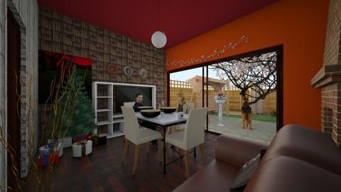 christmas time - Modern - Living room - by Soulight Raindancer