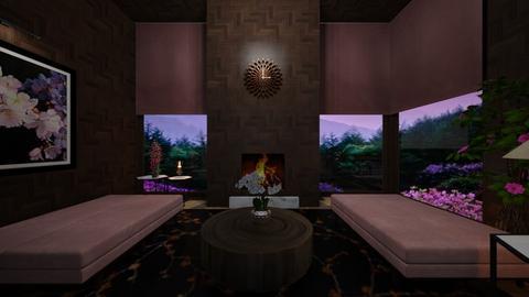 sitting room - by Missykittens