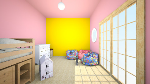 Kids - Kids room - by Sam050880
