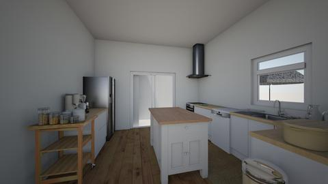DreamHome - Classic - Kitchen - by Mutak