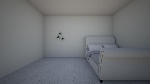 bedroom  - Bedroom - by Frankie Fries