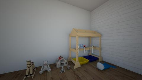 alfia - Kids room - by bechorlevy