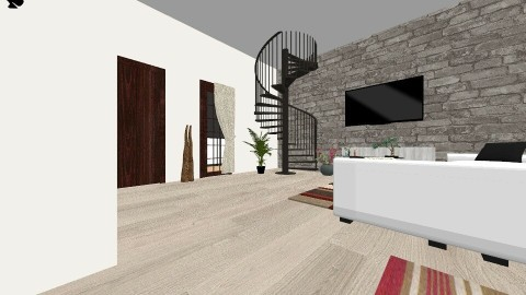 Incomplete - Living room - by Bonts