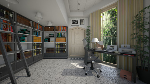 Focus - Classic - Office - by Toleds