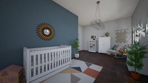 Nursery - Kids room - by kaseyice