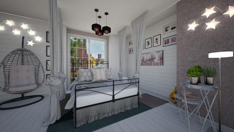 room - Bedroom - by inbal avni