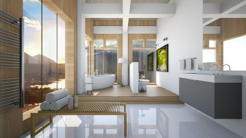 Luxury Bathroom - Modern - Bathroom - by christoforos