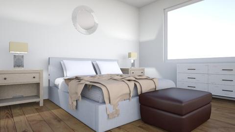 SL bedroom - Bedroom - by Stavrovictor