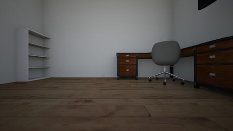 Cael - Office - by CaelSoccer