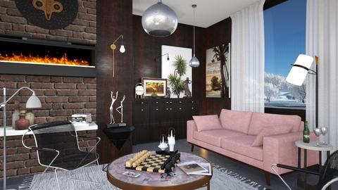 M_ Art C2 - Living room - by milyca8