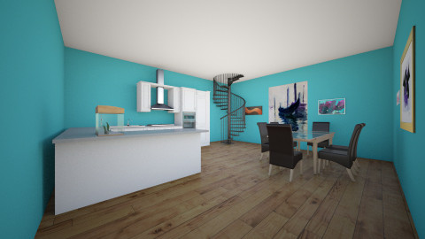 awsomeness - Modern - Kitchen - by mikaela minko