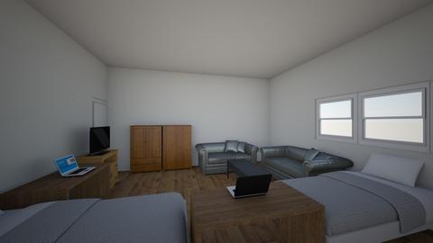 Kappa Room - Bedroom - by ebhagan