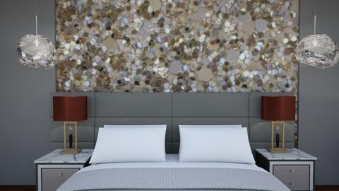 bedroom - by Cristina Ciobanu Bubu