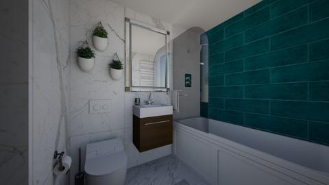 Lazienka 4 - Bathroom - by saveta